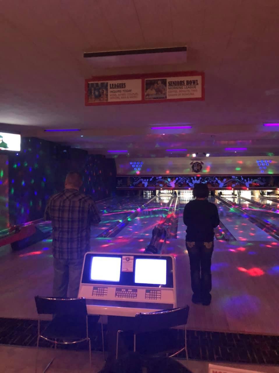 Bowling at CODE3 Bowling & Party