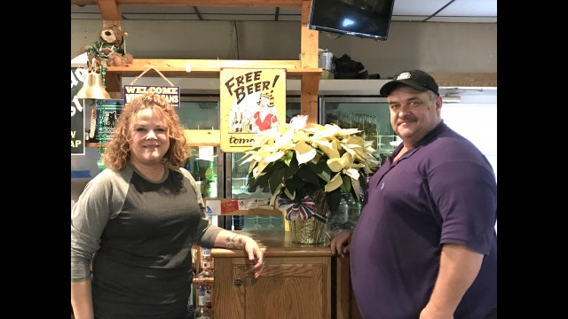 New City & Country Tavern owners Nikole Wollin and Marvin Feldewerd.  (Submitted Photo)