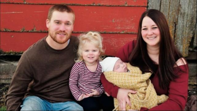Drew, Ella, Marshyl and Jenna Wenninger.   (Submitted photo)