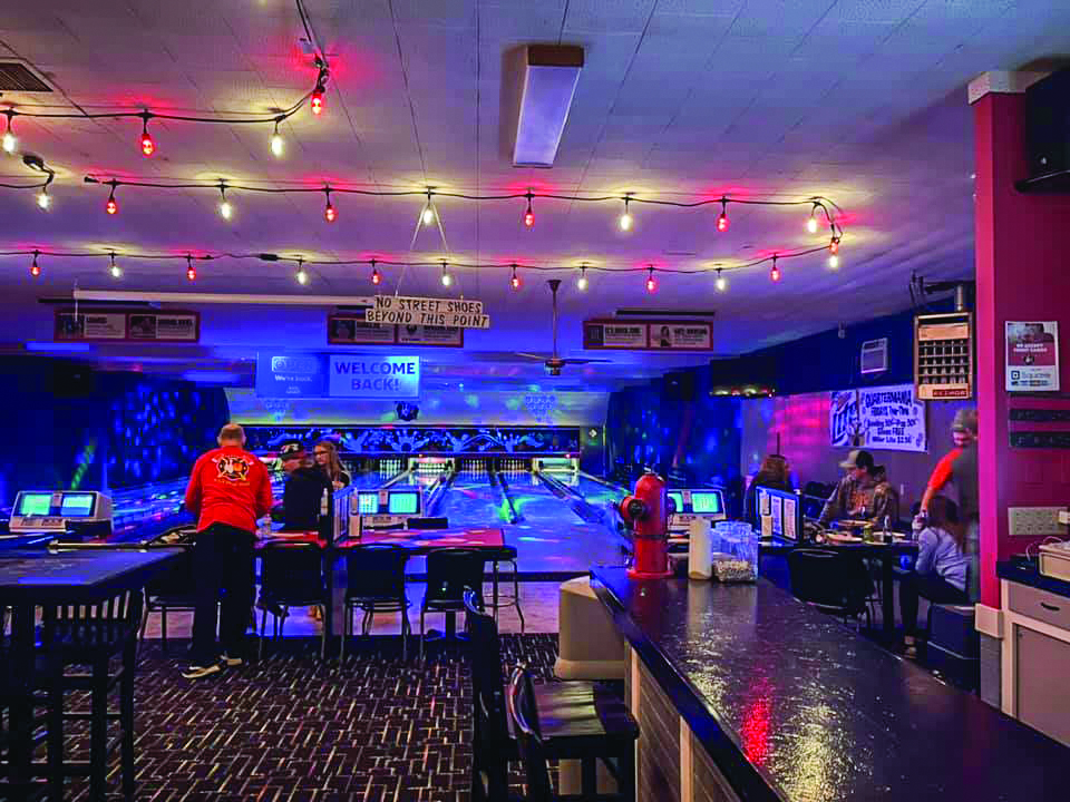 Bowling at CODE3 is back!  Lots of people took advantage of the opportunity to hit the lanes this weekend.